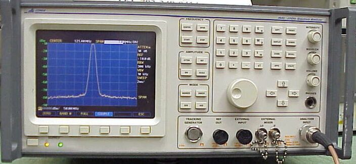 IFR/Marconi/Aeroflex 2390 Spectrum Analyzer